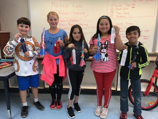 "Sassarini ""Makers"" Rocket Winners!"
