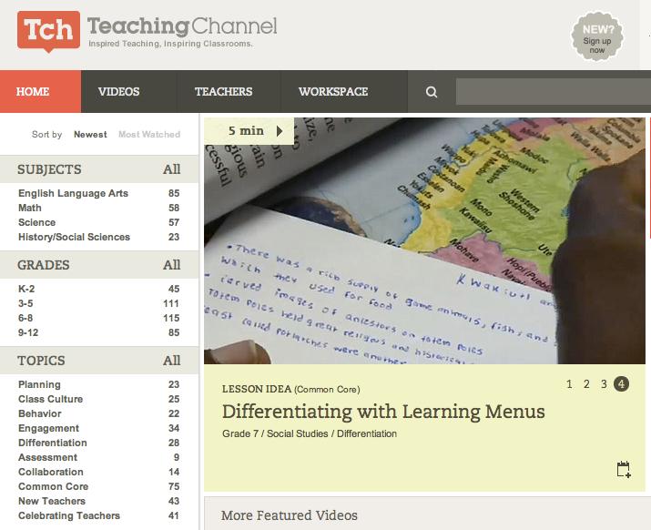 Teachers' Resources / Teacher's Resources