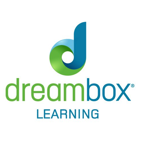 Dreambox company symbol the letter D