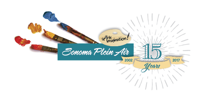 Thank you to the Sonoma  Plein Air Foundation for  their wonderful donations!
