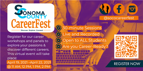 Sonoma County Career Fest